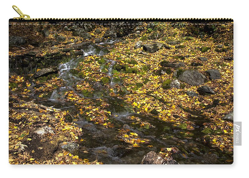 Vermont Carry-all Pouch featuring the photograph Beautiful Vermont Scenery 28 by Paul Cannon