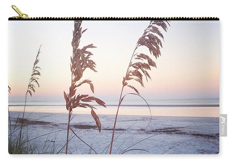 Florida Carry-all Pouch featuring the photograph Before Day Vanilla Pop by Chris Andruskiewicz
