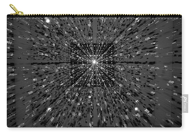 Guy Whiteley Photography Carry-all Pouch featuring the photograph Big Bang by Guy Whiteley