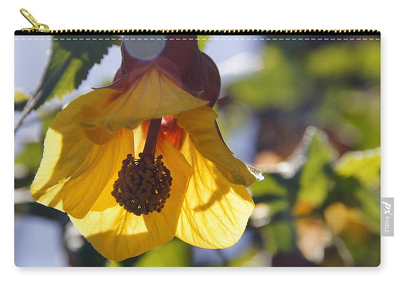 Bloom Carry-all Pouch featuring the photograph Bloom by Mick Anderson