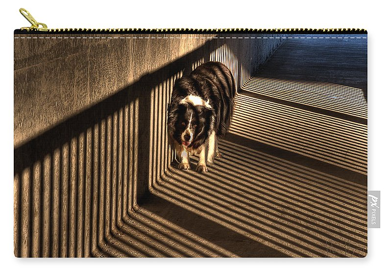 Hdr Carry-all Pouch featuring the photograph Bye Bye Ham And Cheese Sandwiches by John Herzog