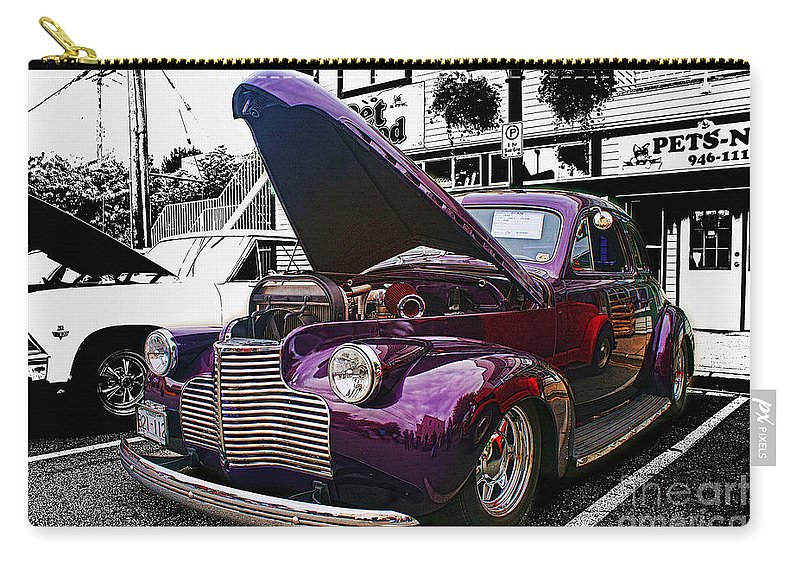 Cars Carry-all Pouch featuring the photograph Cadp1035-12 by Randy Harris