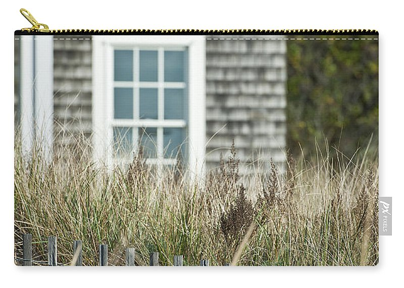 Cape Cod Carry-all Pouch featuring the photograph Cape Cod Summer by John Greim