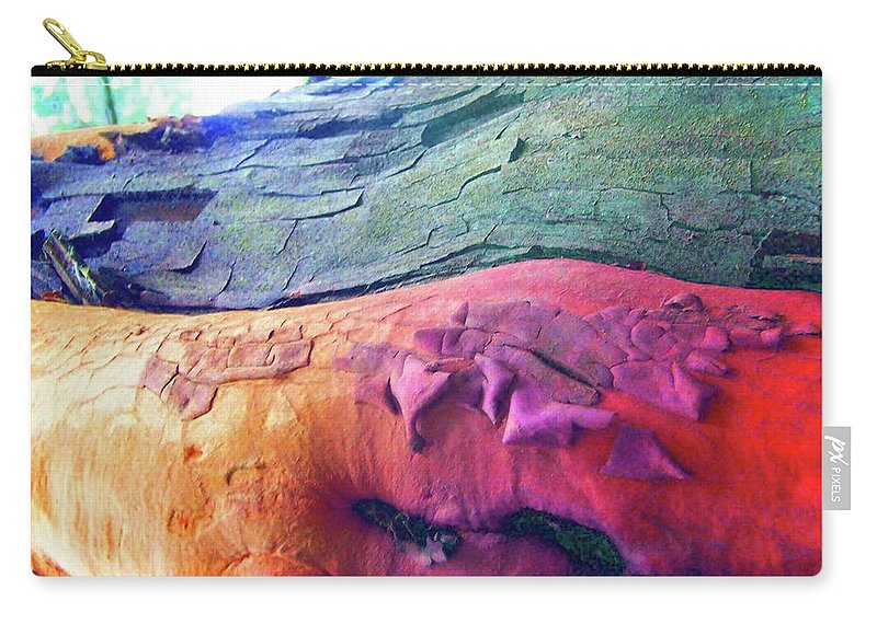 Nature Carry-all Pouch featuring the digital art Celebration by Richard Laeton