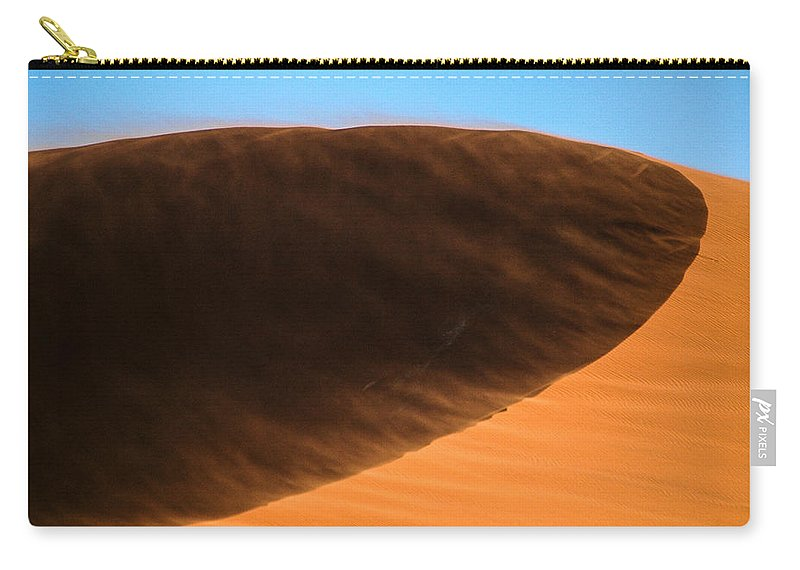 Africa Carry-all Pouch featuring the photograph Change by Alistair Lyne