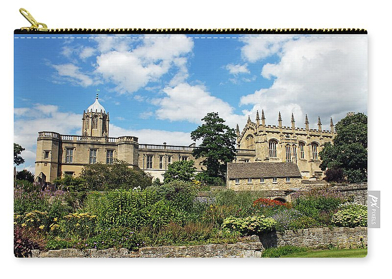 Christ Church Cathedral Carry-all Pouch featuring the photograph Christ Church Cathedral by Tony Murtagh