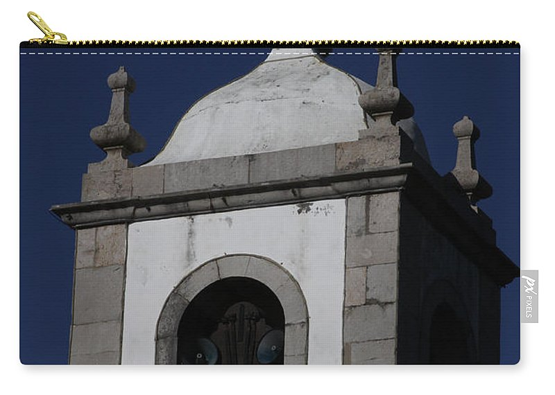 Church Carry-all Pouch featuring the photograph Church Steeple by Darleen Stry
