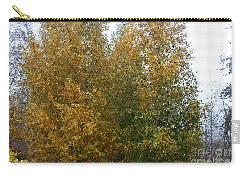 Outdoors Carry-all Pouch featuring the photograph Color Rich by Susan Herber