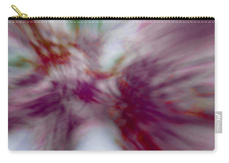 Color Carry-all Pouch featuring the photograph Color Splash by Scott Hervieux