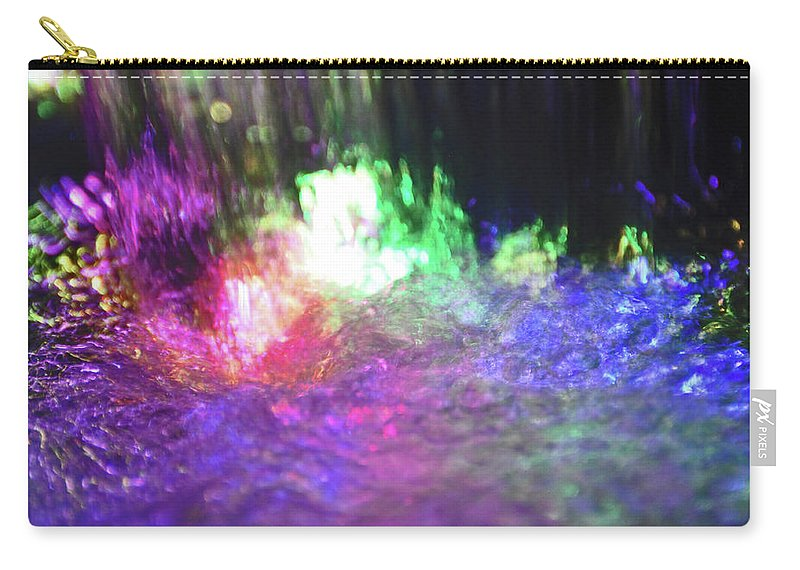 Colors Carry-all Pouch featuring the photograph Colors Of The Rainbow by Brittany Horton