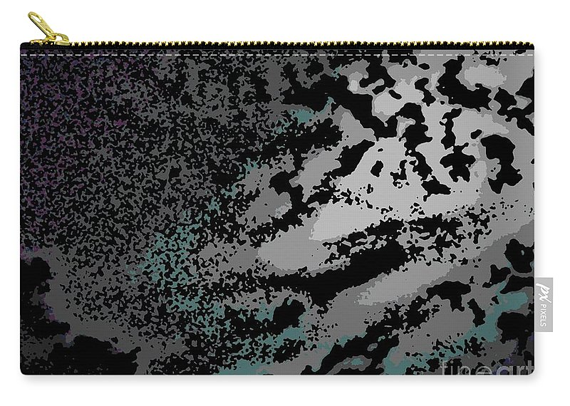Cosmic Carry-all Pouch featuring the painting Cosmic Dust by George Pedro