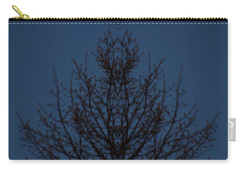 Carry-all Pouch featuring the photograph Creation 123 by Mike Nellums