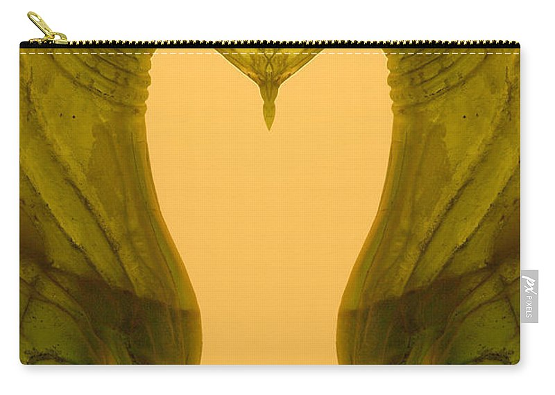 Carry-all Pouch featuring the photograph Creation 124 by Mike Nellums