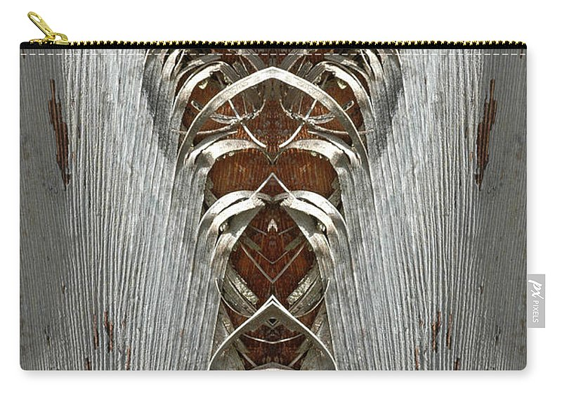 Carry-all Pouch featuring the photograph Creation 131 by Mike Nellums