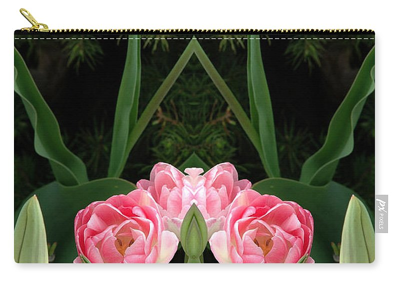 Carry-all Pouch featuring the photograph Creation 140 by Mike Nellums