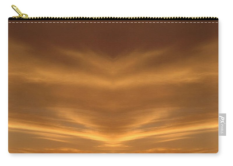 Carry-all Pouch featuring the photograph Creation 149 by Mike Nellums