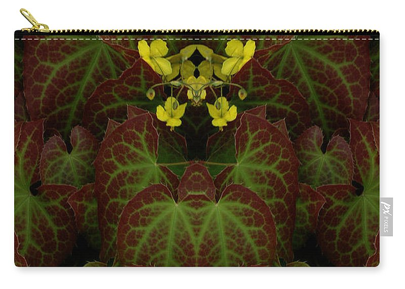 Carry-all Pouch featuring the photograph Creation 152 by Mike Nellums