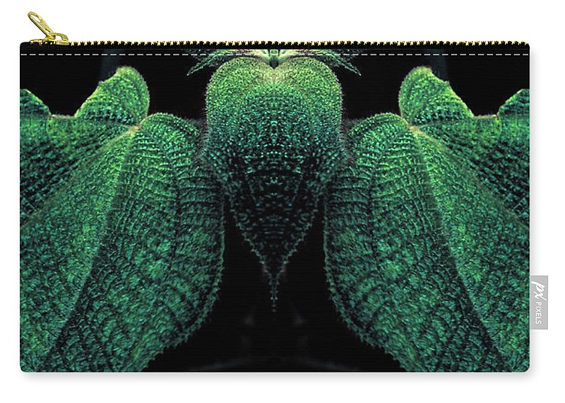 Carry-all Pouch featuring the photograph Creation 29 by Mike Nellums