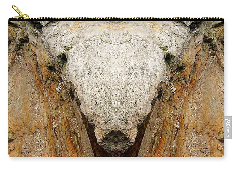 Carry-all Pouch featuring the photograph Creation 32 by Mike Nellums