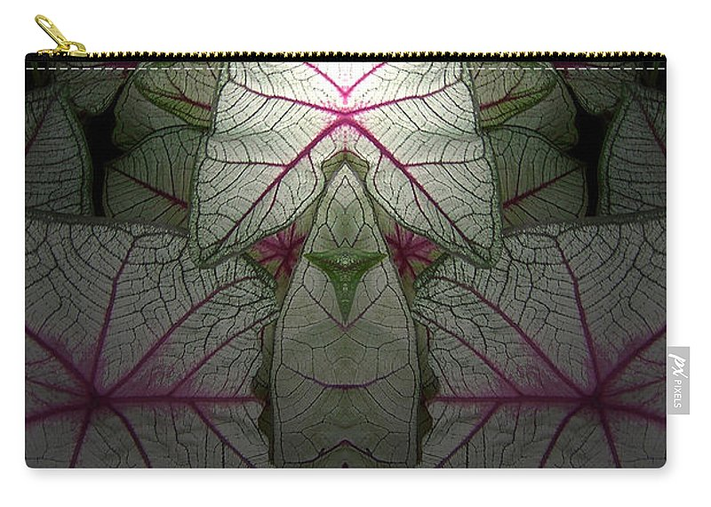 Carry-all Pouch featuring the photograph Creation 46 by Mike Nellums