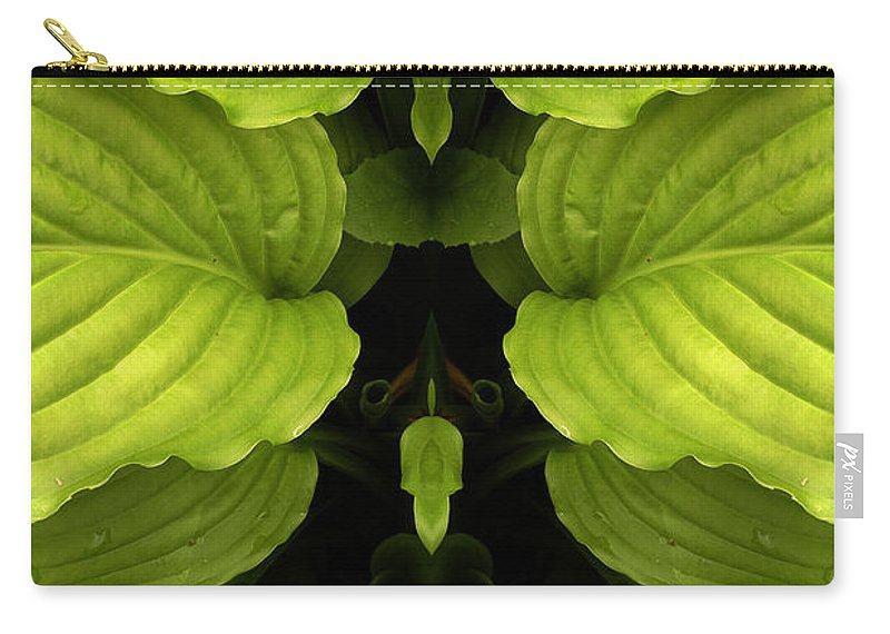 Carry-all Pouch featuring the photograph Creation 65 by Mike Nellums