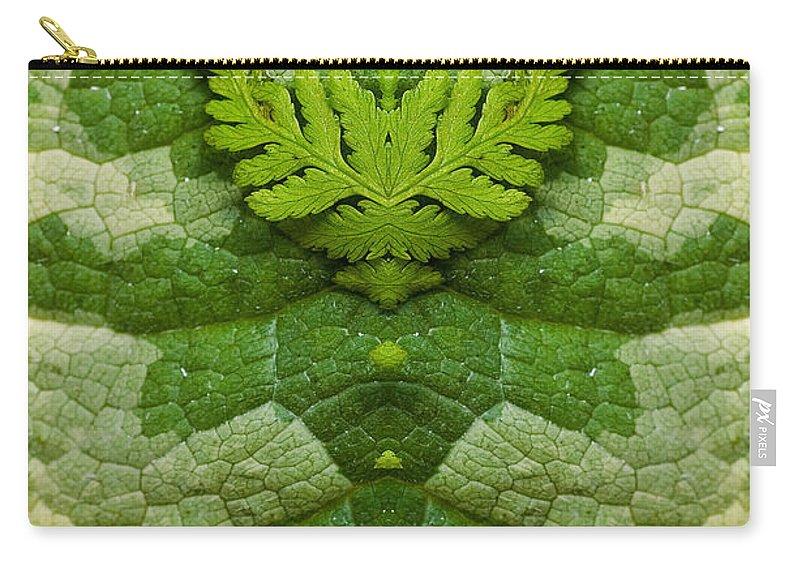 Carry-all Pouch featuring the photograph Creation 91 by Mike Nellums