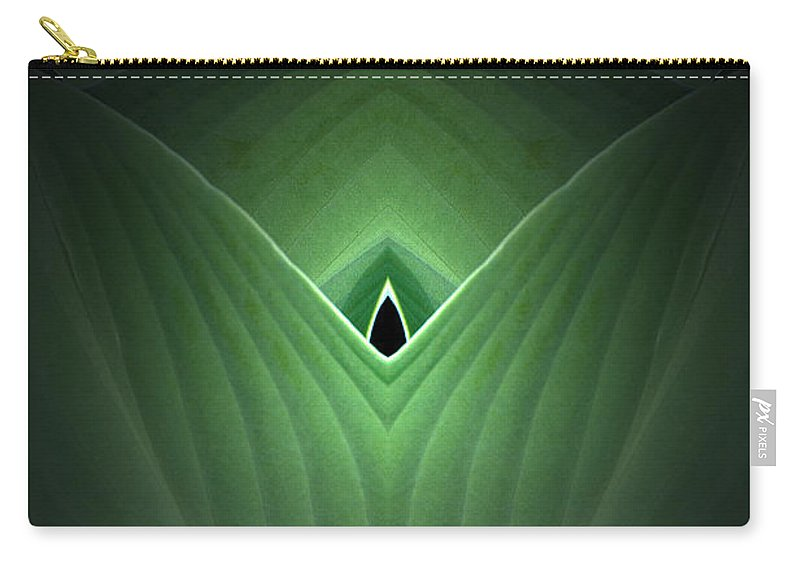 Carry-all Pouch featuring the photograph Creation 95 by Mike Nellums
