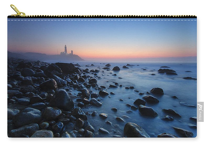 Montauk Point Carry-all Pouch featuring the photograph Dawn by Rick Berk