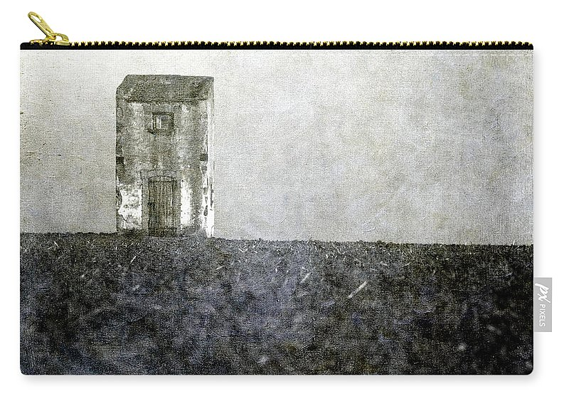 Agricultural Carry-all Pouch featuring the photograph Devocote by Bernard Jaubert