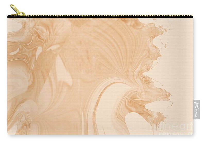 Dragon Carry-all Pouch featuring the digital art Dragon King by Maria Urso