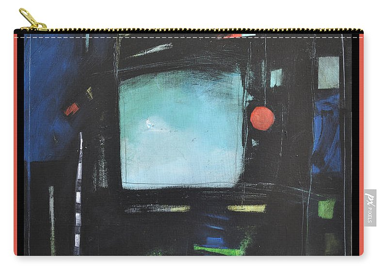 Dream Carry-all Pouch featuring the painting Dream Future Poster by Tim Nyberg
