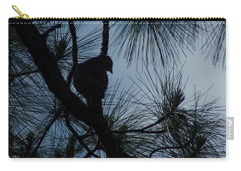 Florida Carry-all Pouch featuring the photograph Dusk by Joseph Yarbrough