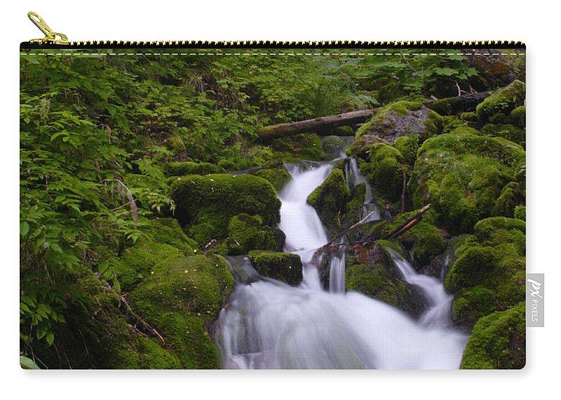Doug Lloyd Carry-all Pouch featuring the photograph Falls Creek IIi by Doug Lloyd