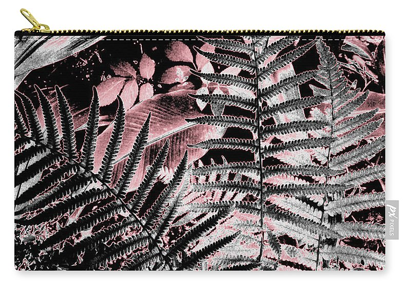 Fern Carry-all Pouch featuring the photograph Fern by Lizi Beard-Ward