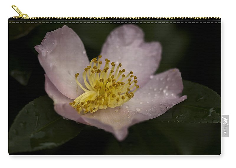 Flowering Bushes Carry-all Pouch featuring the photograph Fragrant Beauty by Kim Henderson