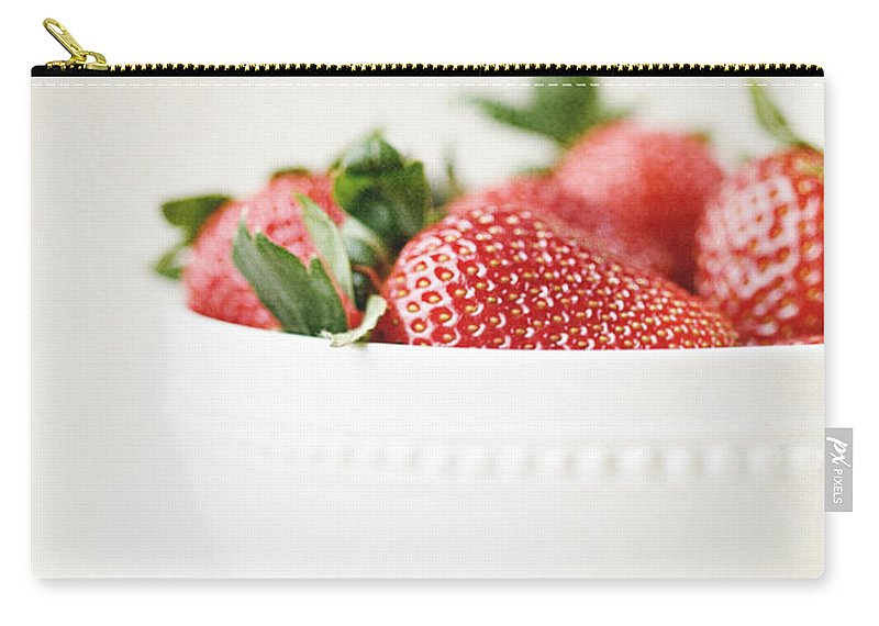 Lisa Russo Carry-all Pouch featuring the photograph Fresh by Lisa Russo