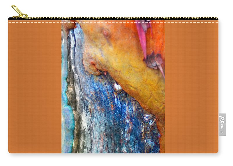 Nature Carry-all Pouch featuring the digital art Ganesh by Richard Laeton