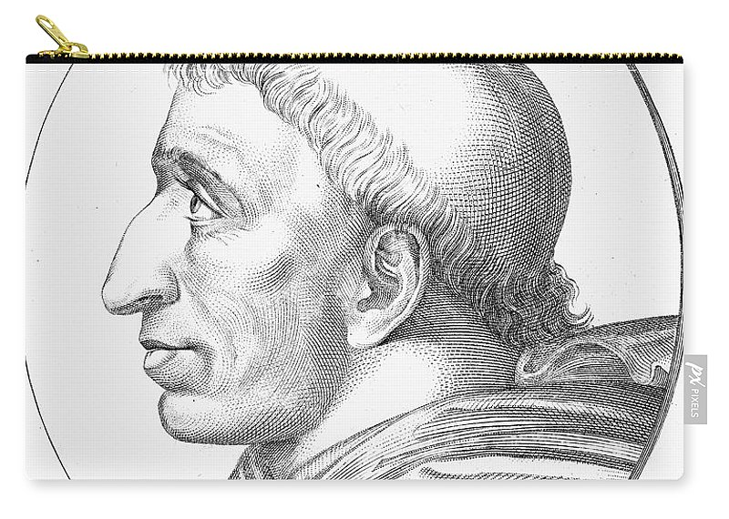 15th Century Carry-all Pouch featuring the photograph Girolamo Savonarola by Granger