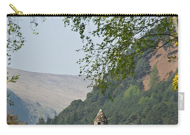 Glendalaugh Carry-all Pouch featuring the photograph Glendalaugh 2 by Douglas Barnett