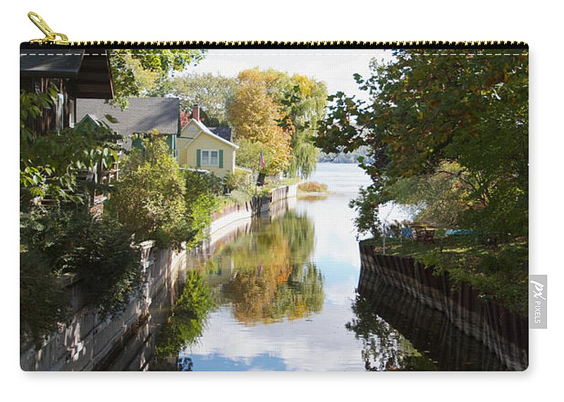 Glenoria Carry-all Pouch featuring the photograph Glenora Point by William Norton