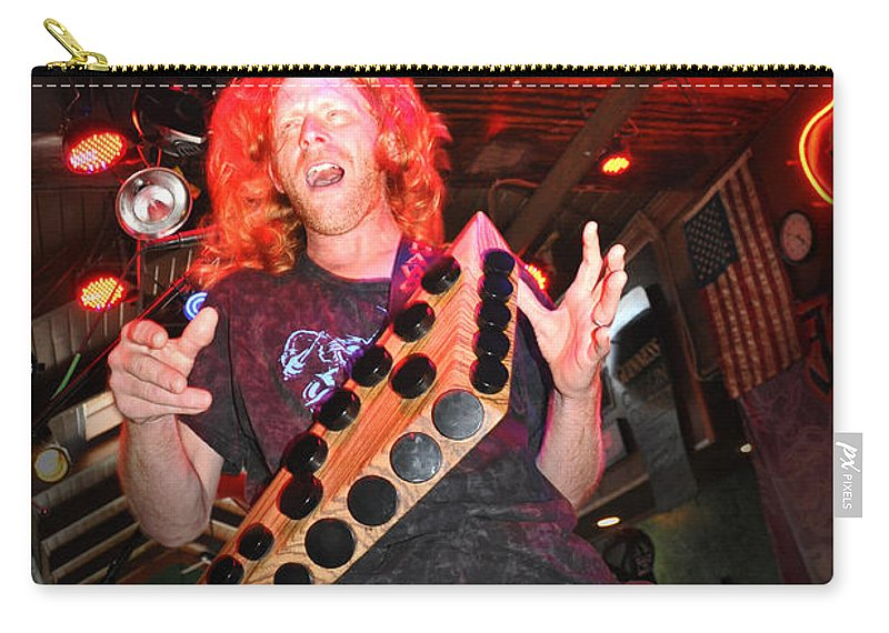 Music Carry-all Pouch featuring the photograph Got The Music In Me by Christine Stonebridge