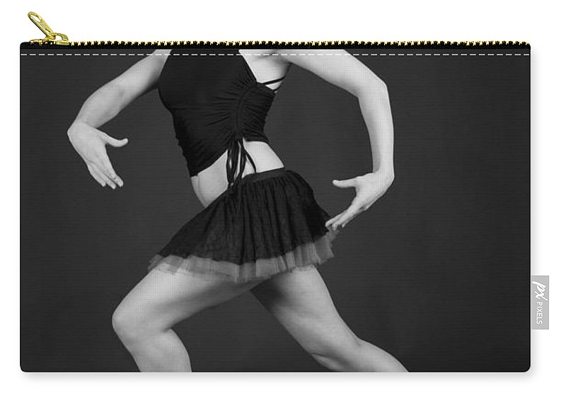 Aberdeen Carry-all Pouch featuring the photograph Grace And Power by Howard Kennedy