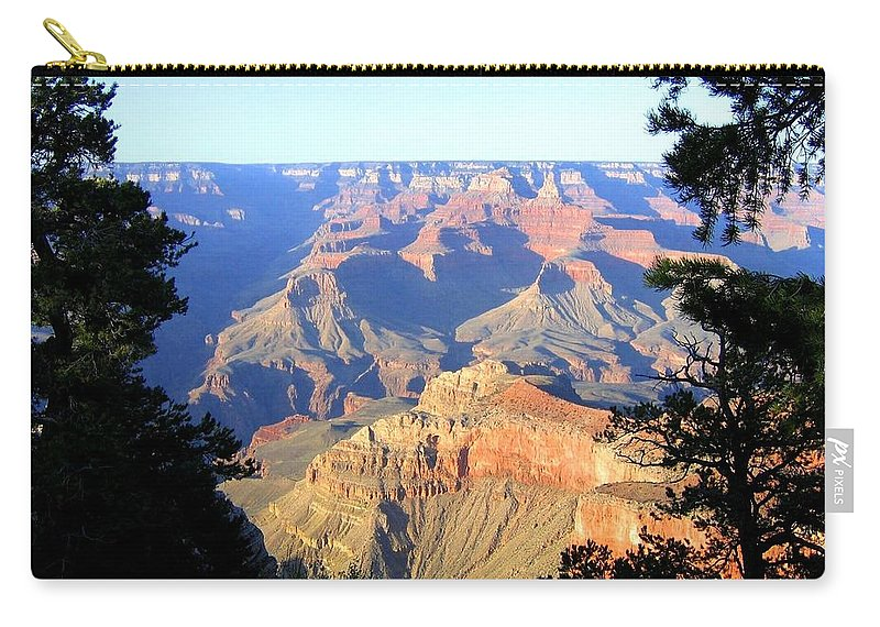 Grand Canyon Carry-all Pouch featuring the photograph Grand Canyon 28 by Will Borden
