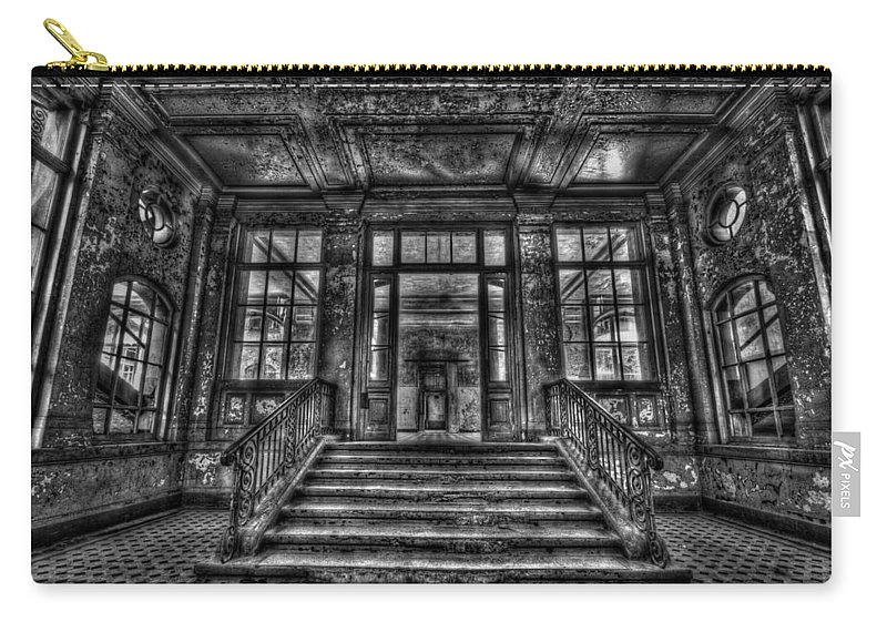 Arches Carry-all Pouch featuring the photograph Grand Entrance by Nathan Wright
