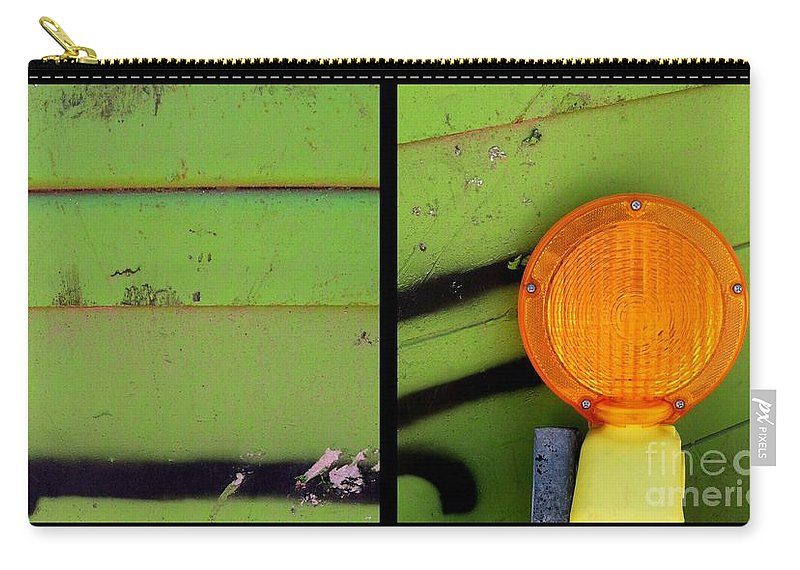 Green Bean Carry-all Pouch featuring the photograph Green Bein' by Marlene Burns