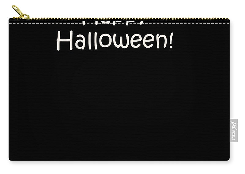 Halloween Carry-all Pouch featuring the photograph Halloween Greetings. Spider Party Series #03 by Ausra Huntington nee Paulauskaite