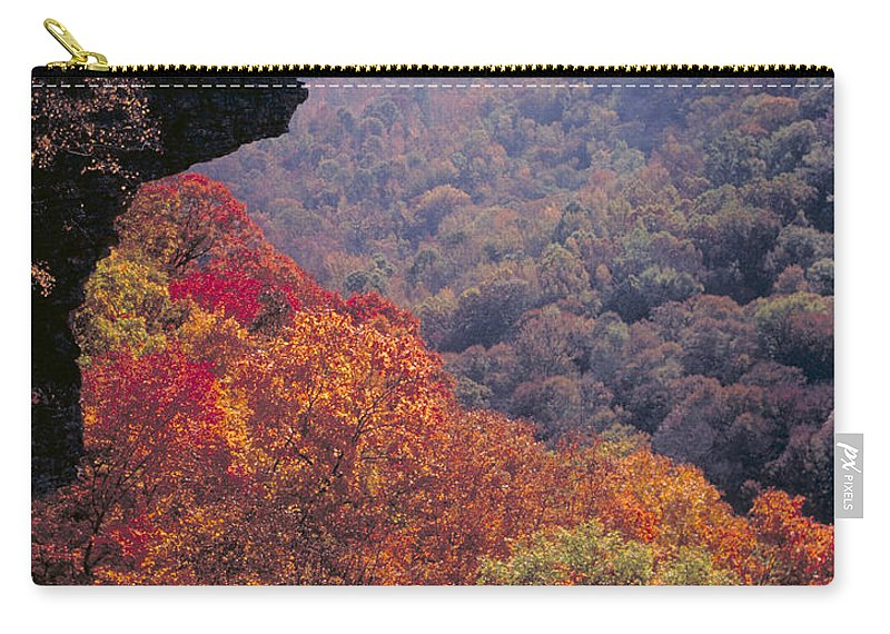 Craig Carry-all Pouch featuring the photograph Hawks Beak by Garry McMichael