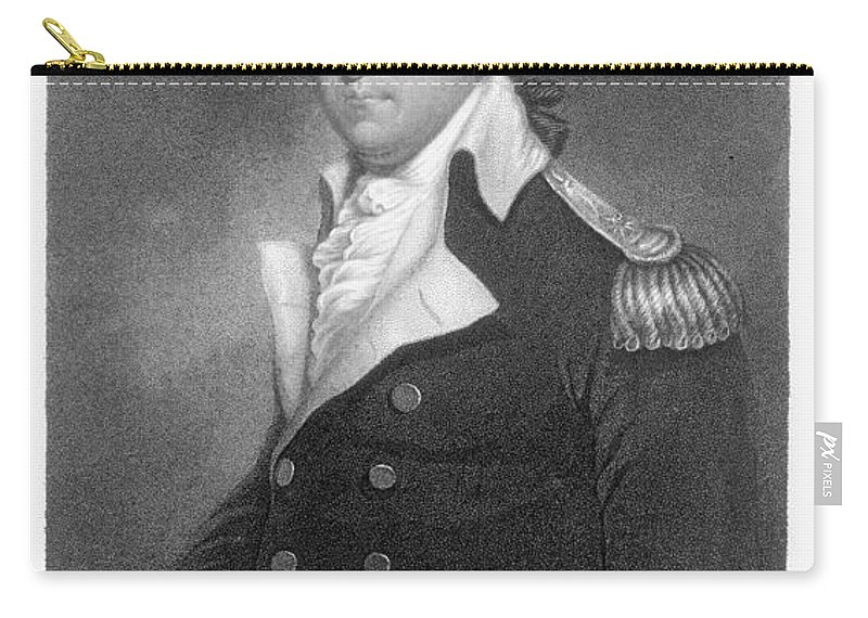 18th Century Carry-all Pouch featuring the photograph Henry Lee (1756-1818) by Granger