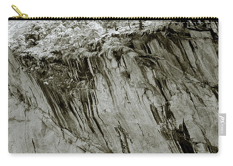 Himalaya Carry-all Pouch featuring the photograph Himalayan Foothills by Shaun Higson