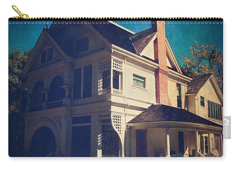 Homes Carry-all Pouch featuring the photograph Home by Laurie Search